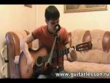 Голубые береты - Одуванчики - гитара