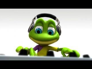 С Новым  2014 годом!!! Счастливого года - Клип The Crazy Frogs - The Ding Dong Song !