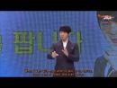 [ENG SUB][SFSubs] Shinhwa Broadcast ep 44 - Junjin's speech